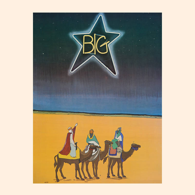 Big Star Jesus Christ
