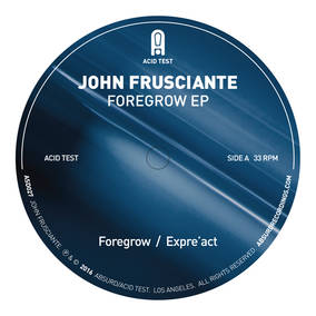 Foregrow EP