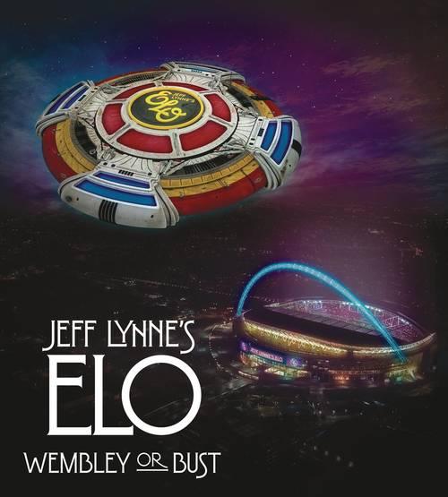 Jeff Lynne's ELO: Wembley Or Bust [2CD/Blu-ray]