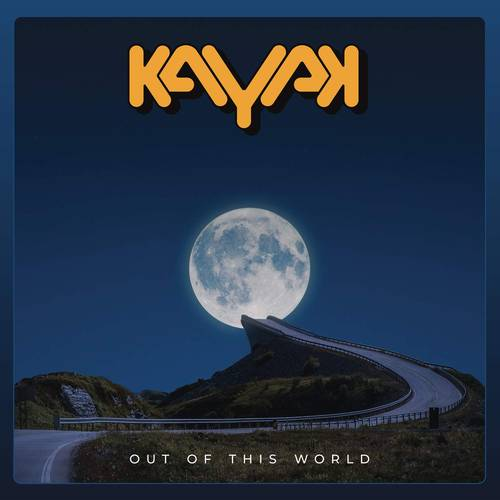 Kayak - Out Of This World [2LP+CD]