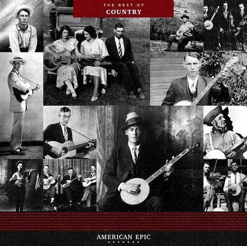 American Epic: The Best Of Country [LP]