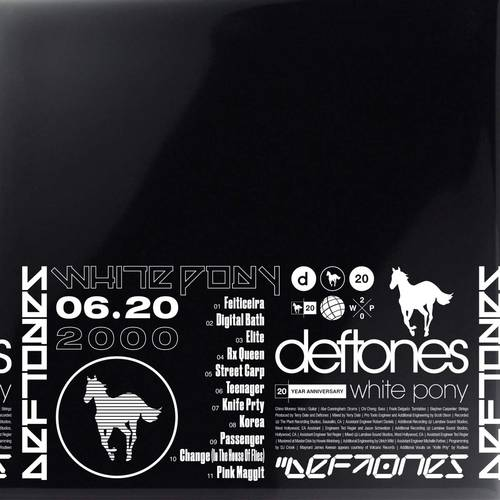 Deftones - White Pony: 20th Anniversary [Deluxe 4LP]