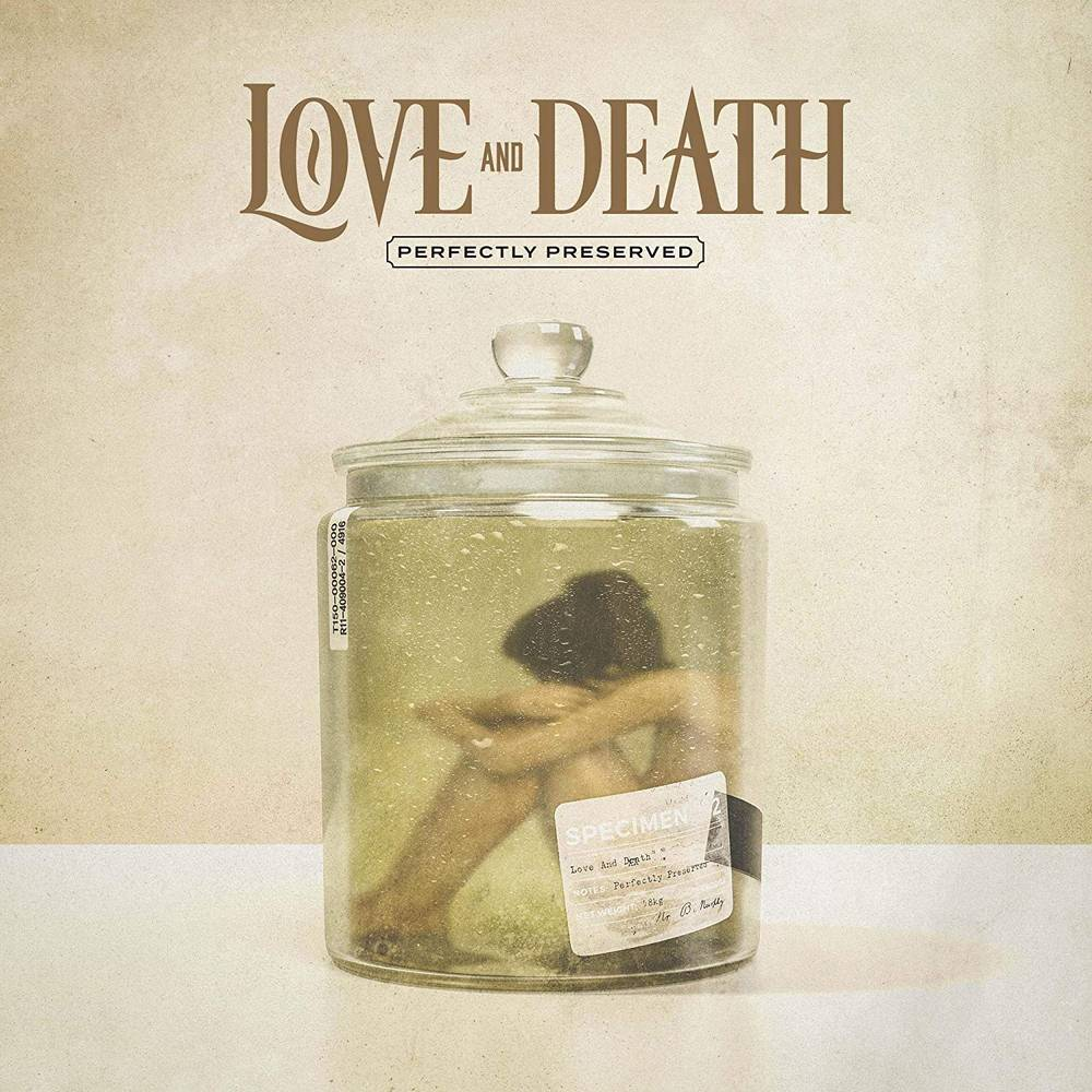 Love and Death - Perfectly Preserved [Indie Exclusive Limited Edition Gold w/Black Marble LP]