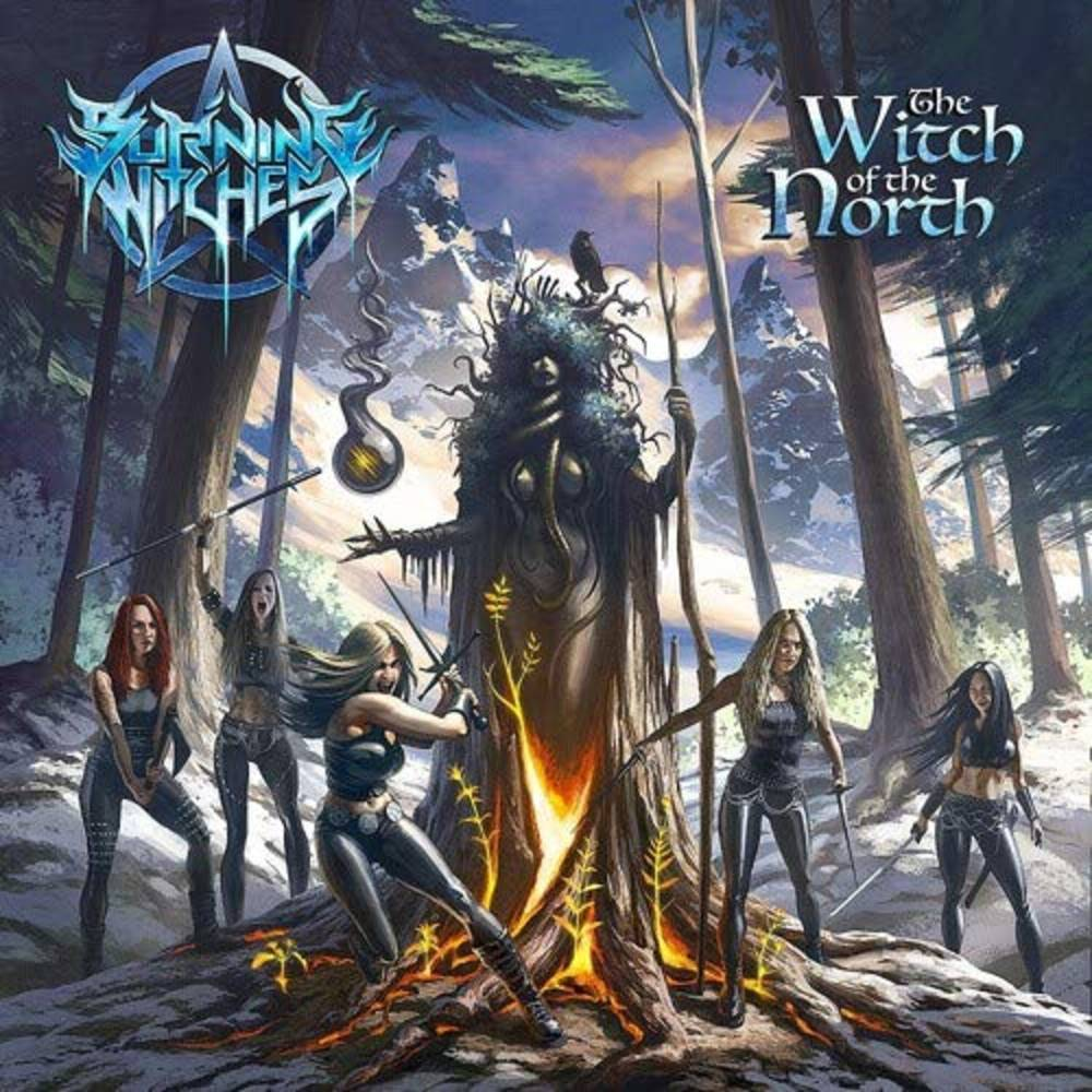 Burning Witches - The Witch of the North [2LP]