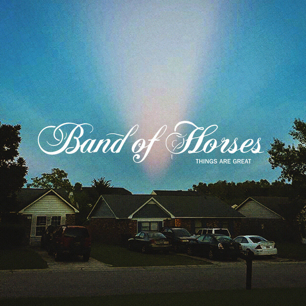 Band Of Horses - Things are Great [Indie Exclusive Limited Edition Translucent Rust LP]