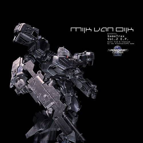 GameTrax Vol.2 E.P. (Music From & Inspired By The Playstation 2 Game: Armored Core 2)