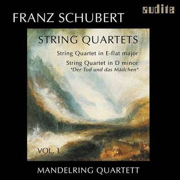 Franz Schubert: String Quartets, Vol.1