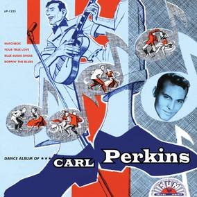 Dance Album of Carl Perkins