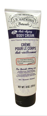 Lotion - Anti-Aging Body Cream 8 Oz