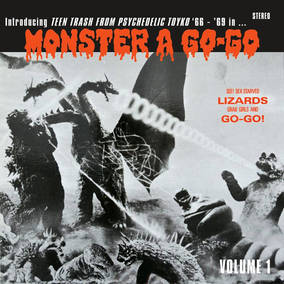 Monster a Go-Go Volume 1