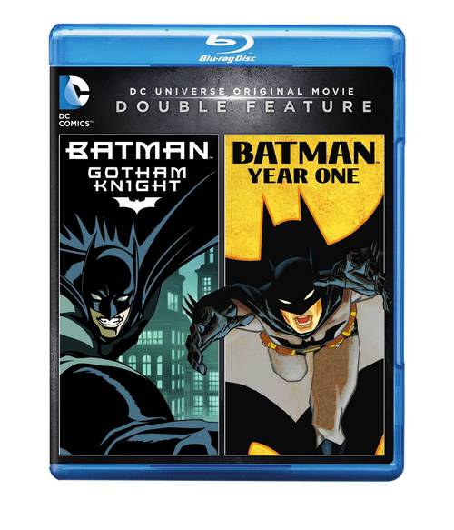 DCU: Batman: Gotham Knight/DCU Batman Year One
