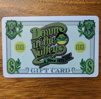 Down In The Valley - Gift Card $20