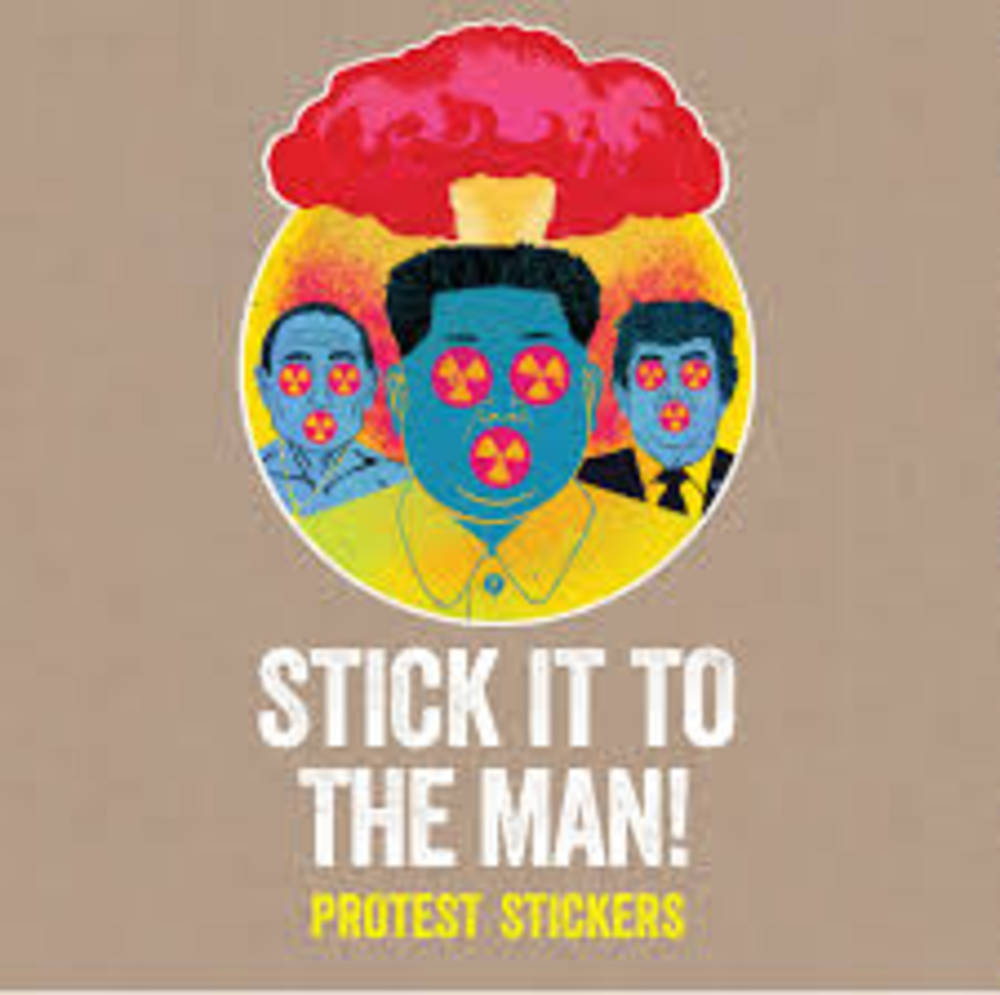 Book - Stick It To The Man!