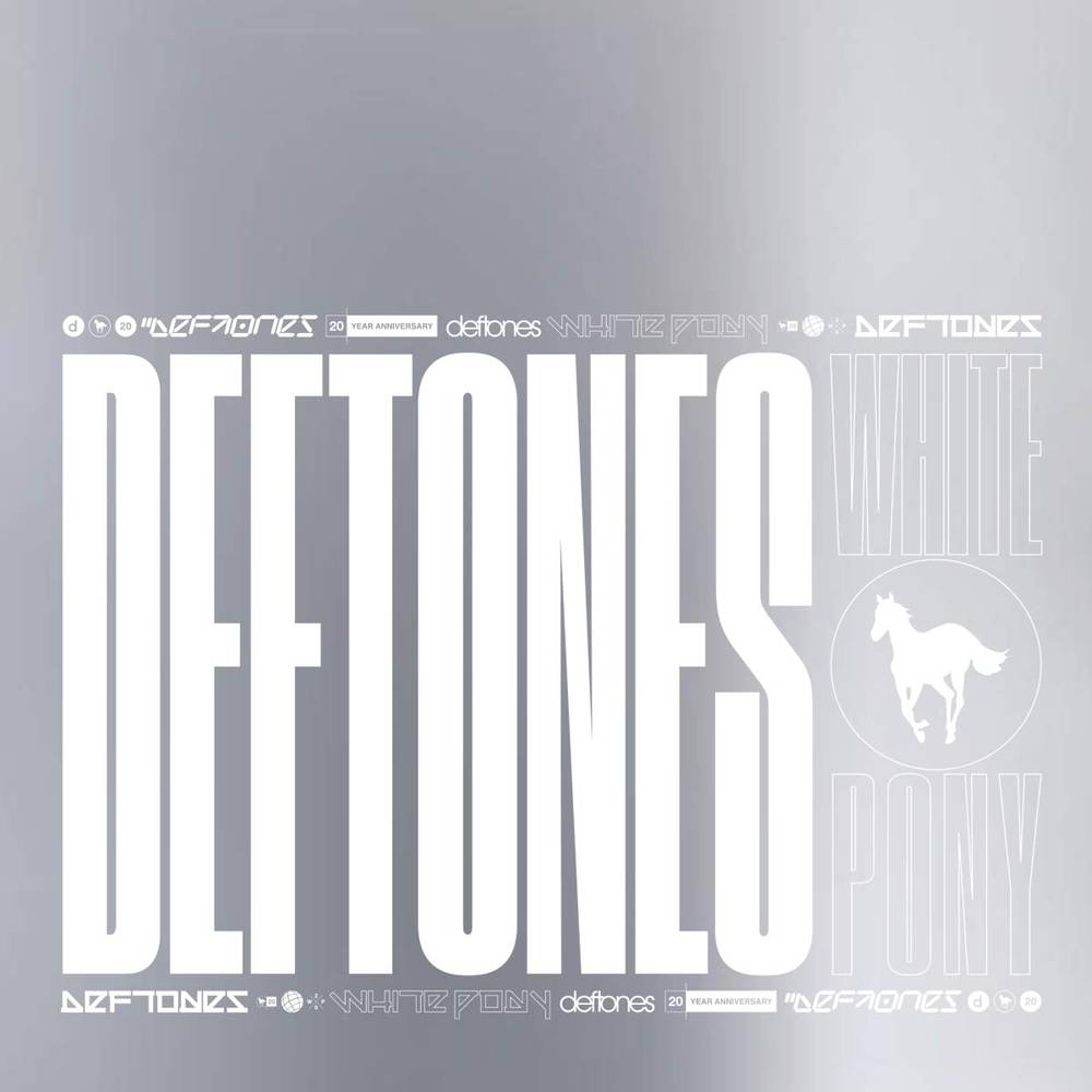 Deftones - White Pony: 20th Anniversary [Super Deluxe 4LP+2CD]