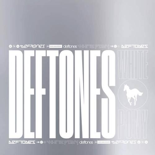 Deftones - White Pony: 20th Anniversary [Super Deluxe 4LP+2CD]