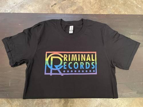 - CR Unisex S Pride T-Shirt - Black