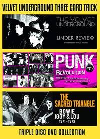 The Velvet Underground - Three Card Trick [DVD]