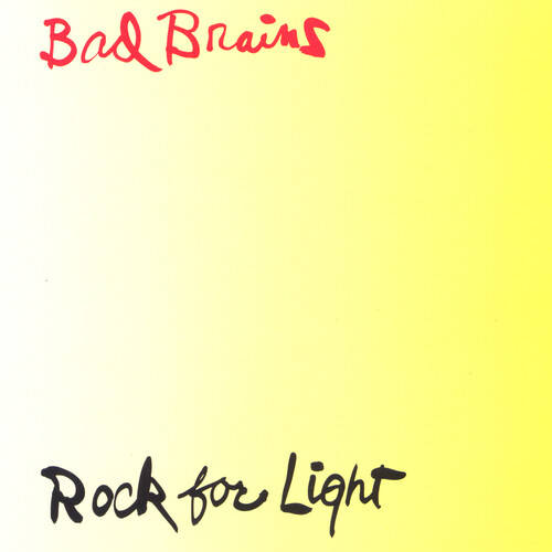 Bad Brains - Rock For Light [LP]