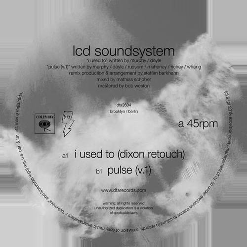 I Used To (Dixon Rework / Pulse V.1) [Vinyl Single]