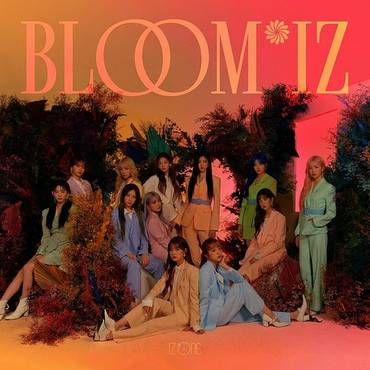 Bloom*Iz (Random Cover) (Phob) (Phot) (Asia)
