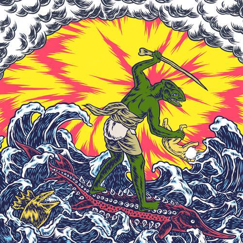 King Gizzard & The Lizard Wizard - Teenage Gizzard [CD]