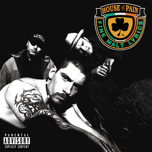House Of Pain - House of Pain (Fine Malt Lyrics) [Orange, Green & Yellow LP]