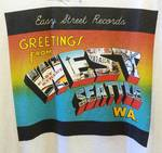 Men's Greetings From West Seattle T-Shirts