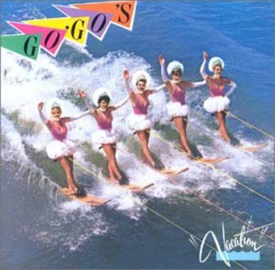 The Go-Go's - Vacation [LP]