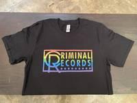 - CR Unisex L Pride T-Shirt - Black