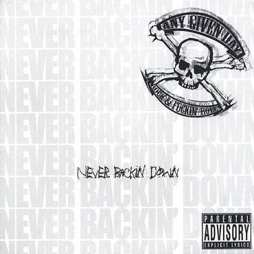 Never Backin Down EP