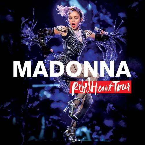 Rebel Heart Tour [2CD]