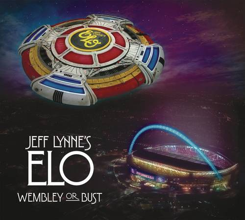 Jeff Lynne's ELO: Wembley Or Bust [2CD]