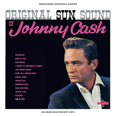 Original Sun Sound Of Johnny Cash [LP]