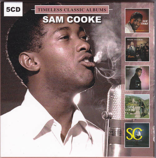 Sam Cooke - Timeless Classic Albums