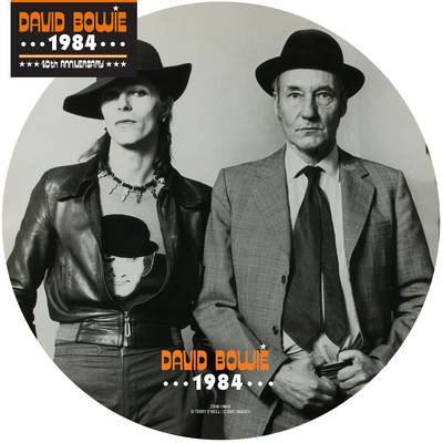 David Bowie - 1984 picture disc