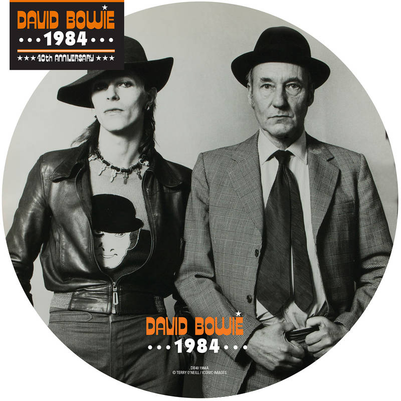 DAVID BOWIE 1984 PICTURE DISC
