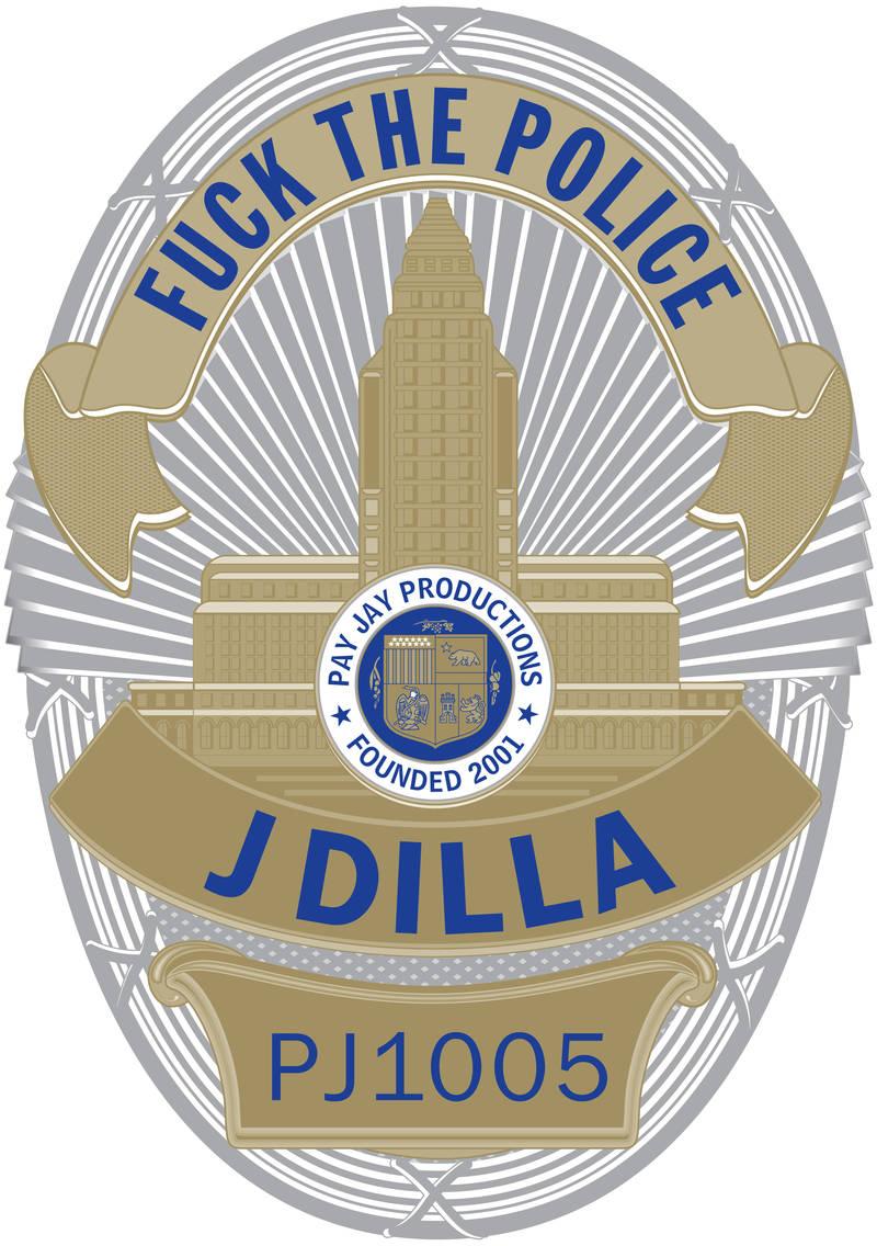 J DILLA FUCK THE POLICE