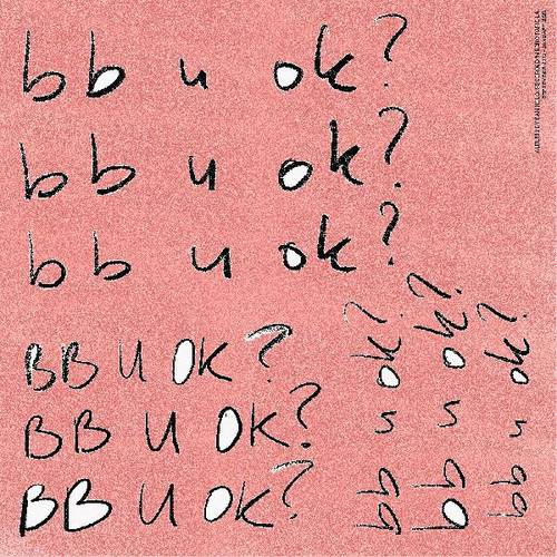 San Holo - bb u ok? [Clear 2LP]