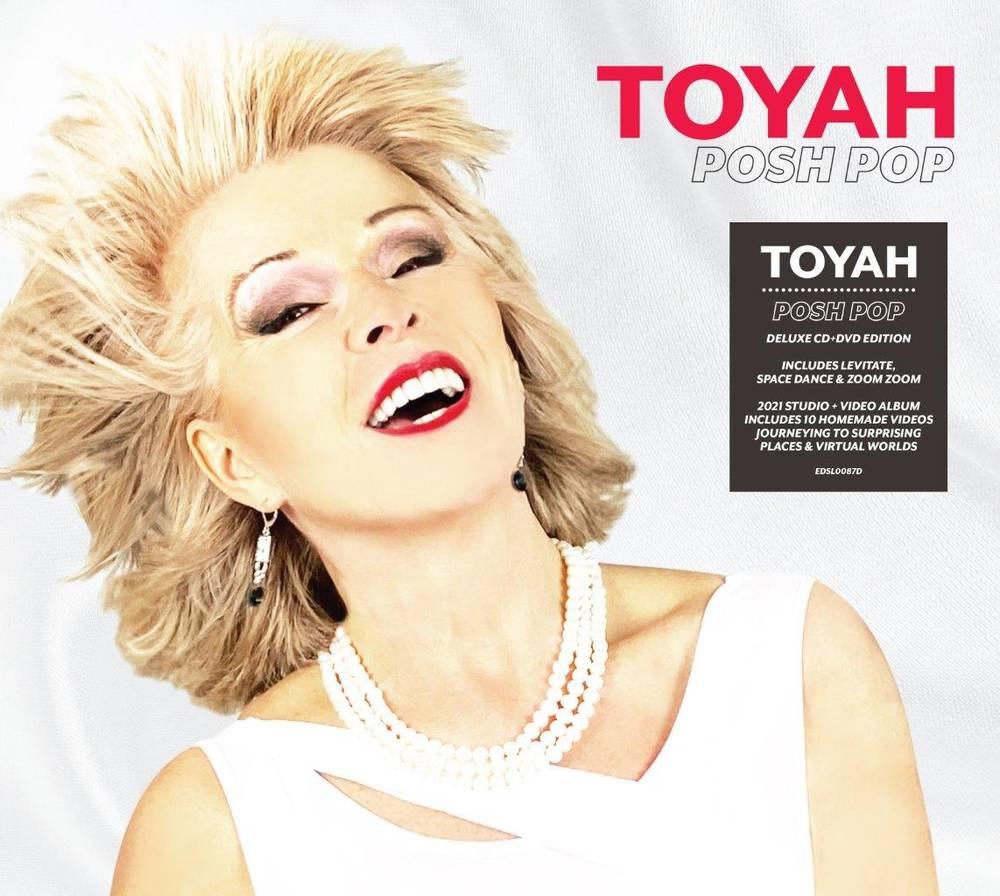 Toyah - Posh Pop [Deluxe CD/DVD]