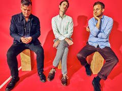 Win Tickets To BATTLES at The Neptune!
