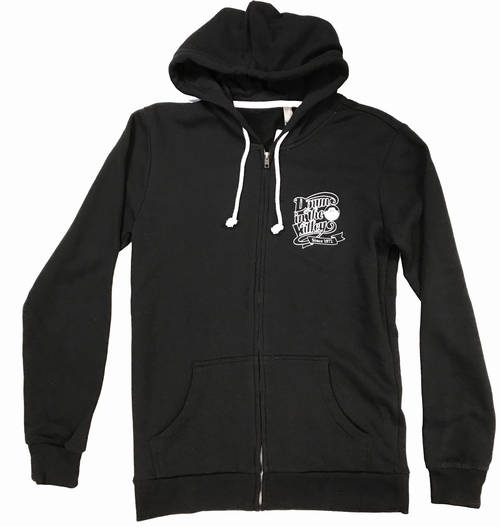 Down In The Valley Classic Black Hoodie [M]