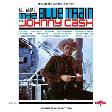All Aboard The Blue Train [LP]
