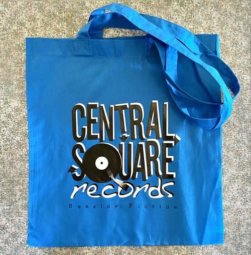 Central Square Records - CSR BLUE TOTE BAG
