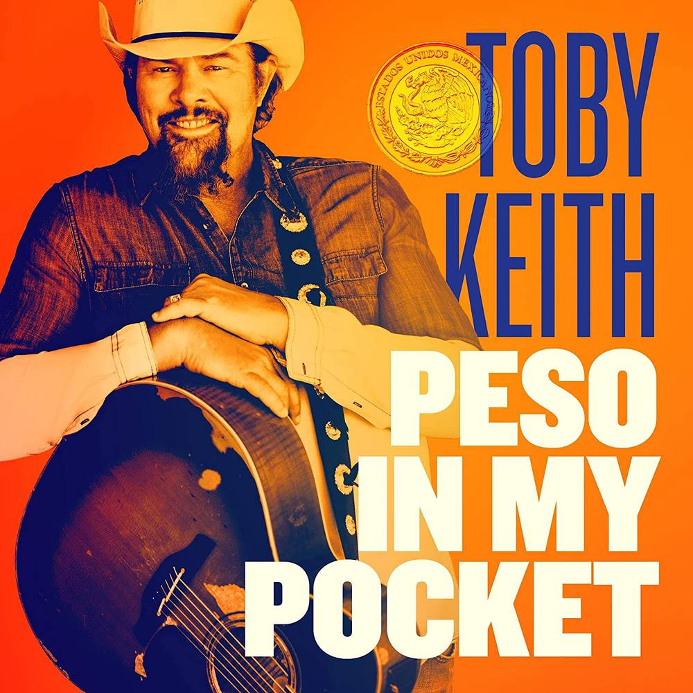 Toby Keith - Peso In My Pocket [LP]