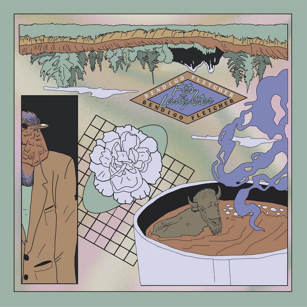 Bendigo Fletcher - Fits Of Laughter [Indie Exclusive Limited Edition Violet LP]