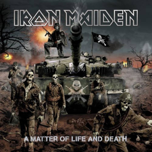 Iron Maiden - Matter Of Life And Death [180 Gram]