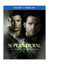 Supernatural [TV Series] - Supernatural: The Complete Eleventh Season