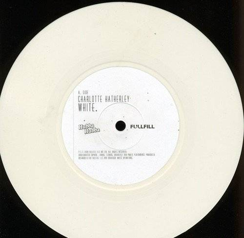 White [Import Vinyl Single]