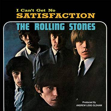I Can't Get No Satisfaction: 55th Anniversary Edition [Limited Edition Emerald 12in Single]