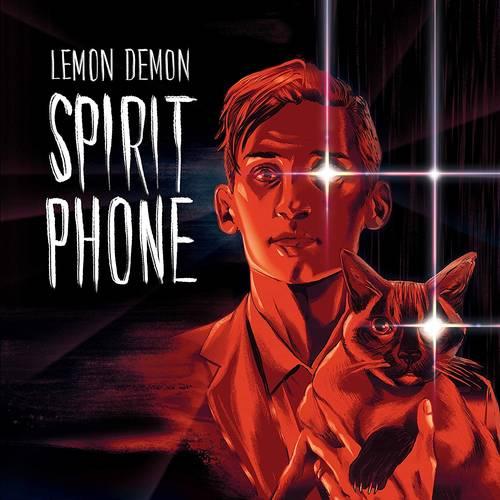 Lemon Demon - Spirit Phone [Red w/ White Splatter 2 LP]